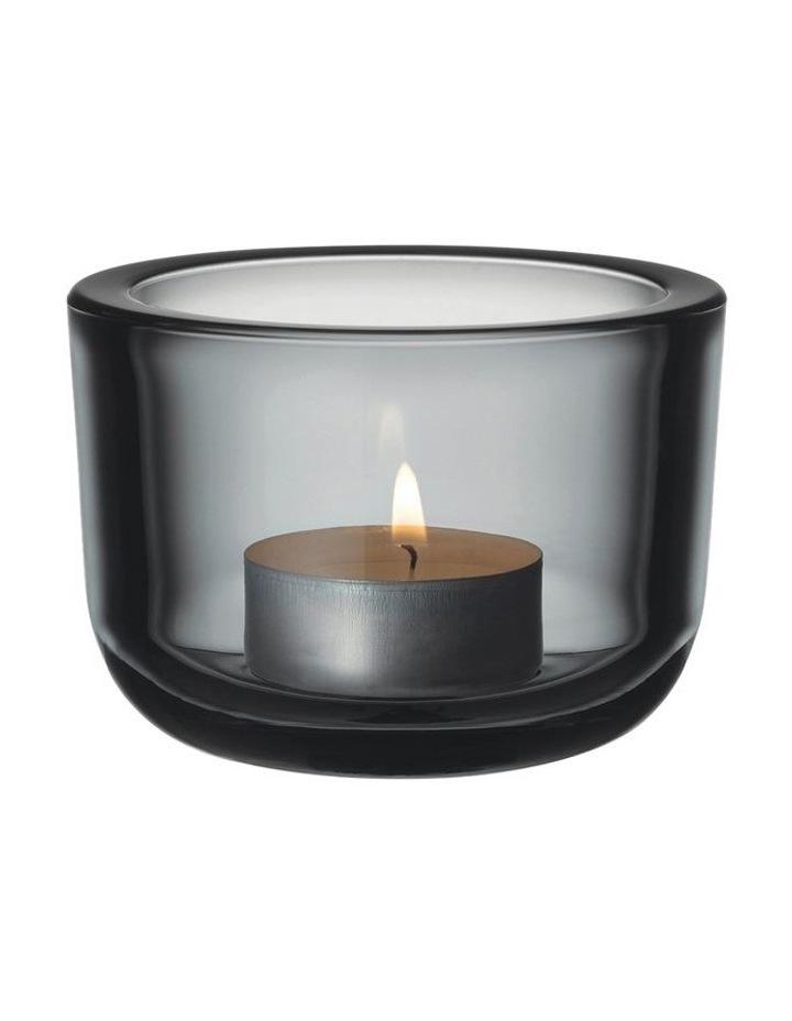 Valkea Votive 6cm Candle Holder in Grey image 1