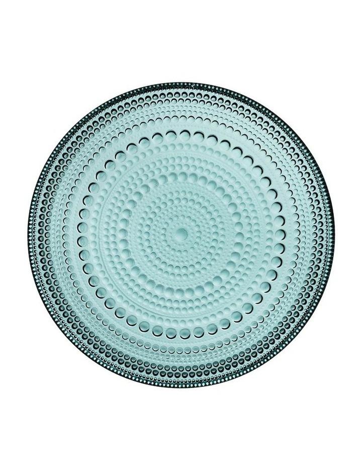 Kastehelmi Plate 17cm Sea Blue image 1