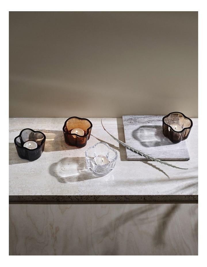 Alvar Aalto Collection Votive 6cm Grey image 2
