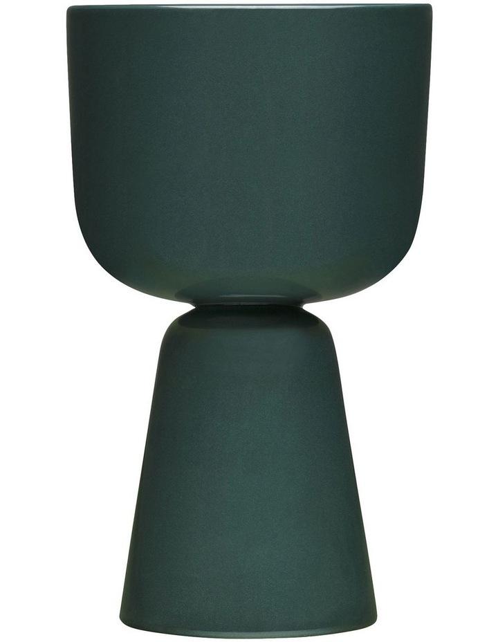 Nappula Plant Pot 26cm Dark Green image 1