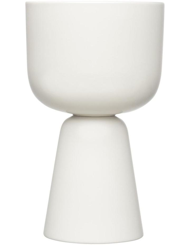 Nappula Plant Pot 26cm White image 1