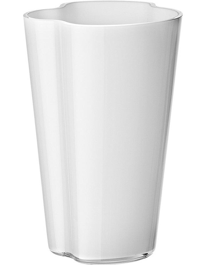 Alvar Aalto Vase 22cm White image 1