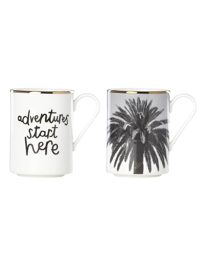 Spirit of Adventure Mug Pair image 1