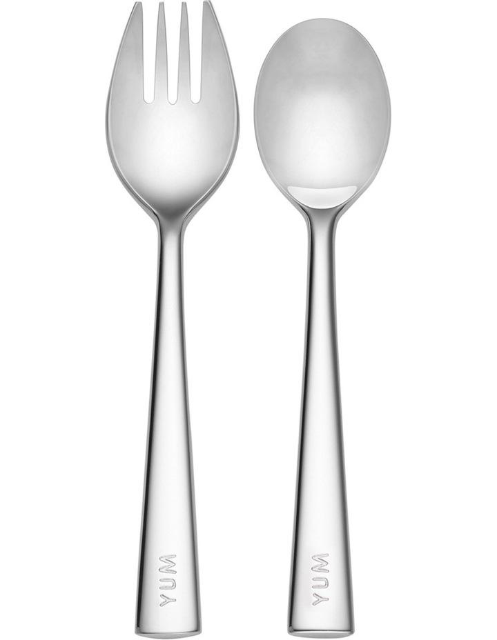 Small World Baby Spoon Set image 1