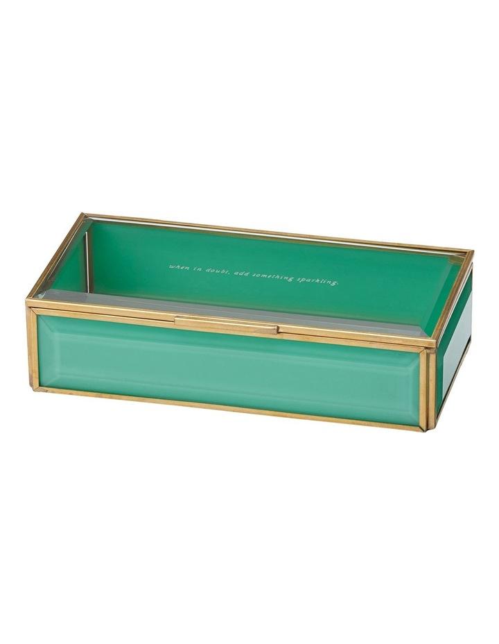 Jewellery Box Turquoise image 1
