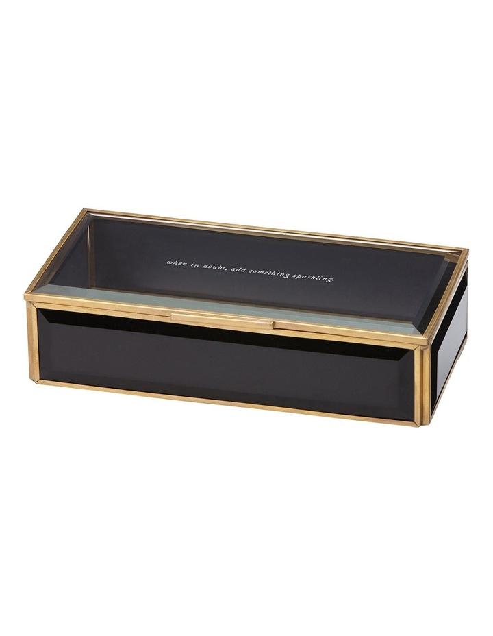Jewellery Box Black image 1
