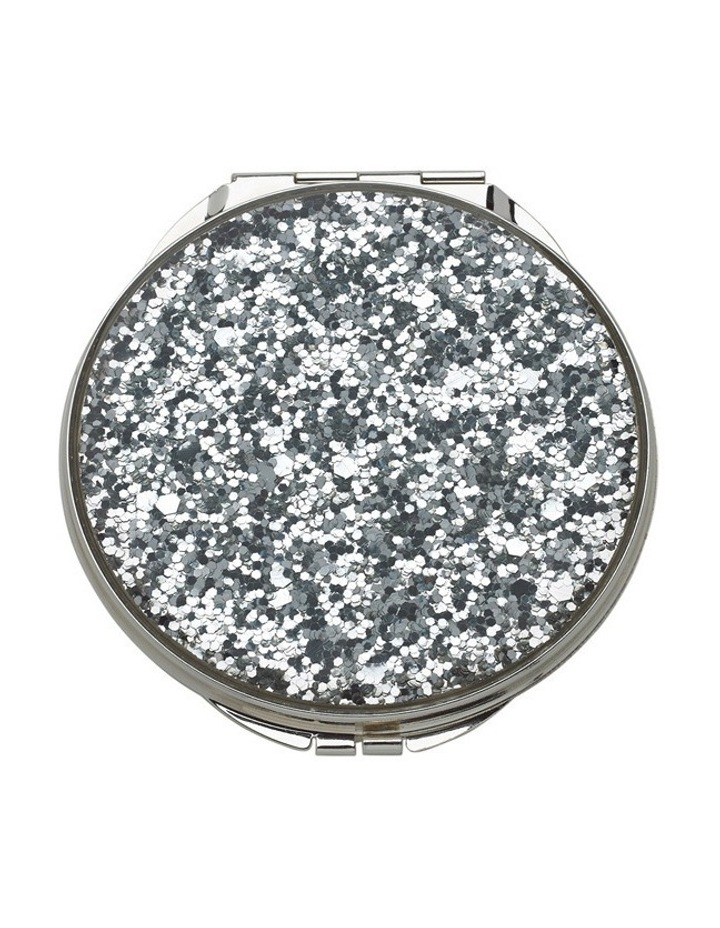 Sparkling Compact Silver image 1