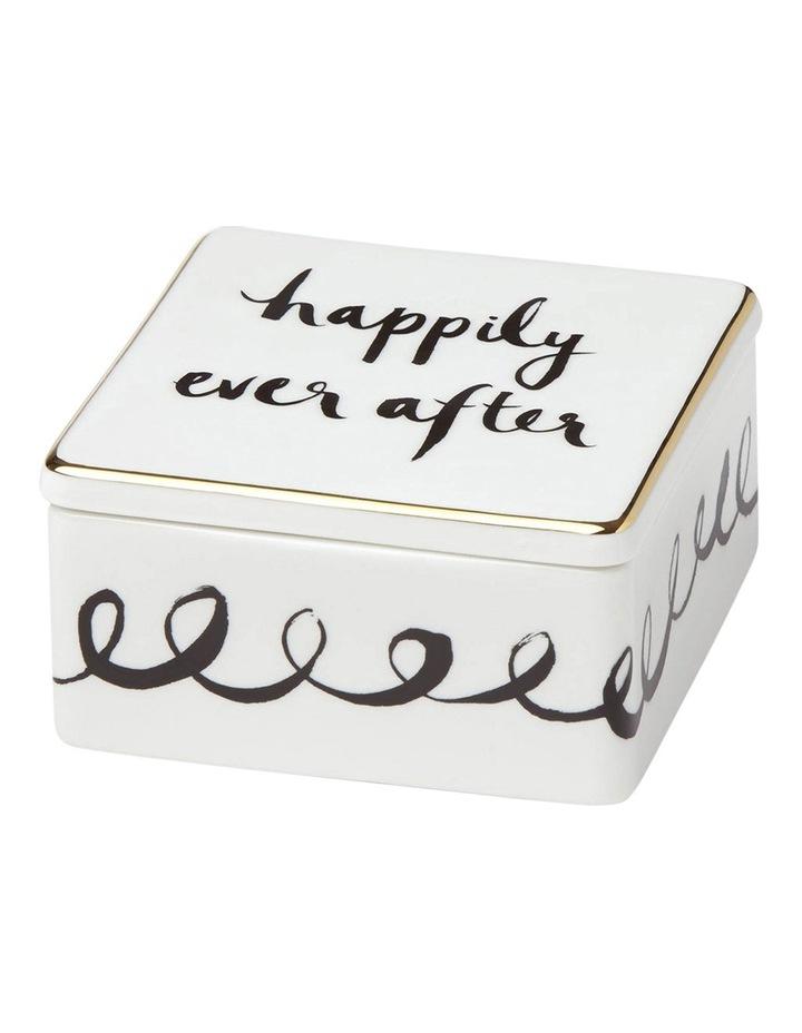 Bridal Party Ring Box image 1