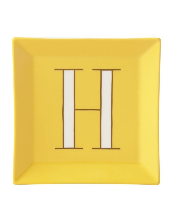 Its Personal 'H' Tray 10cm image 1