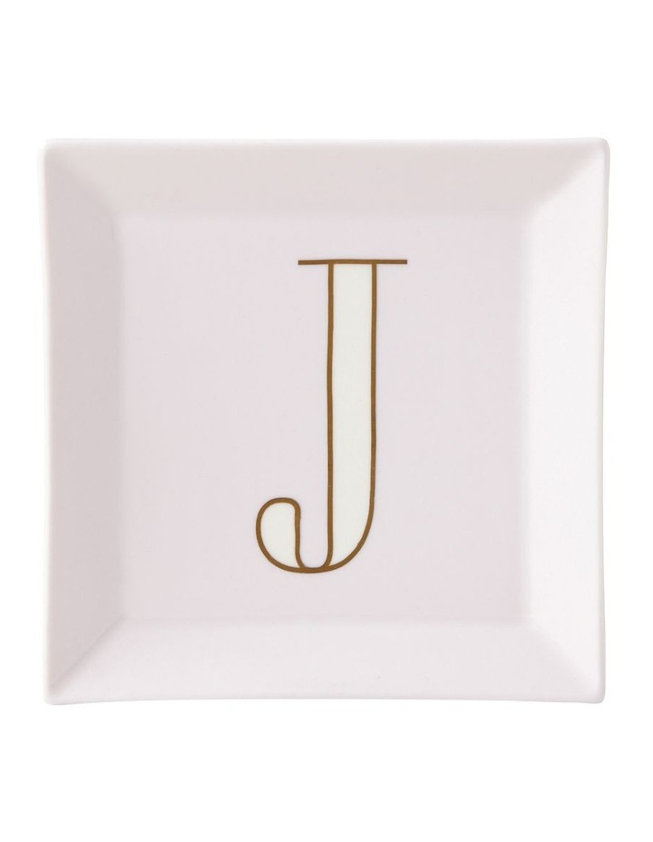 Its Personal 'J' Tray 10cm image 1