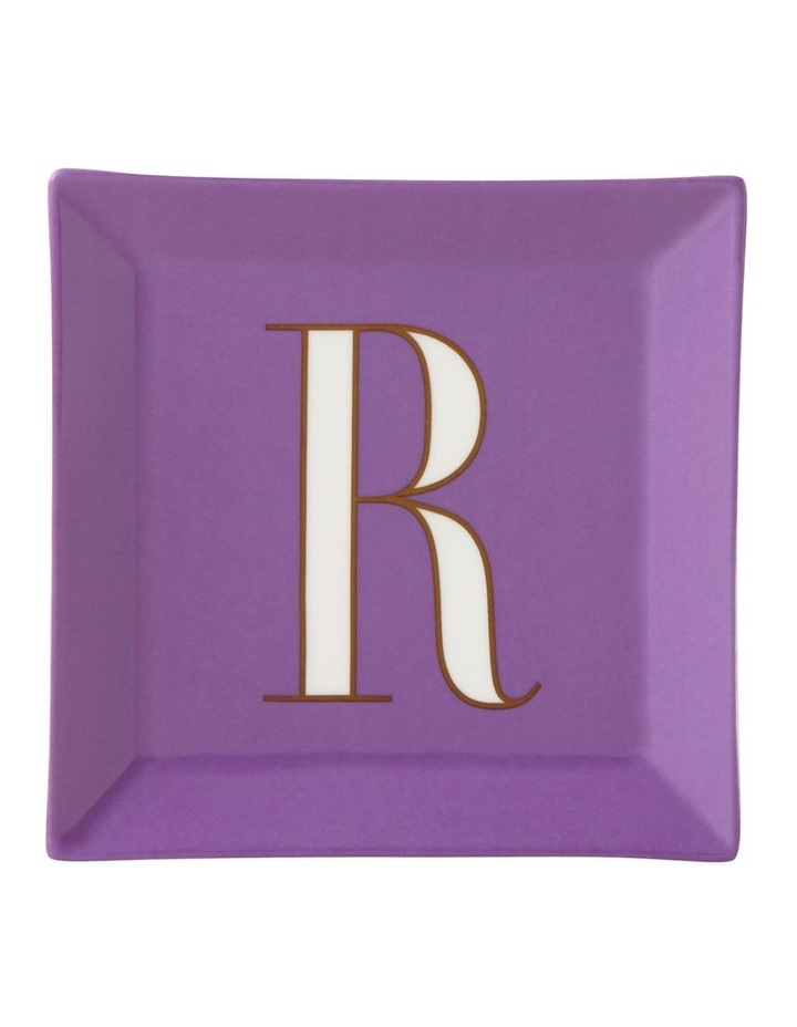 Its Personal 'R' Tray 10cm image 1