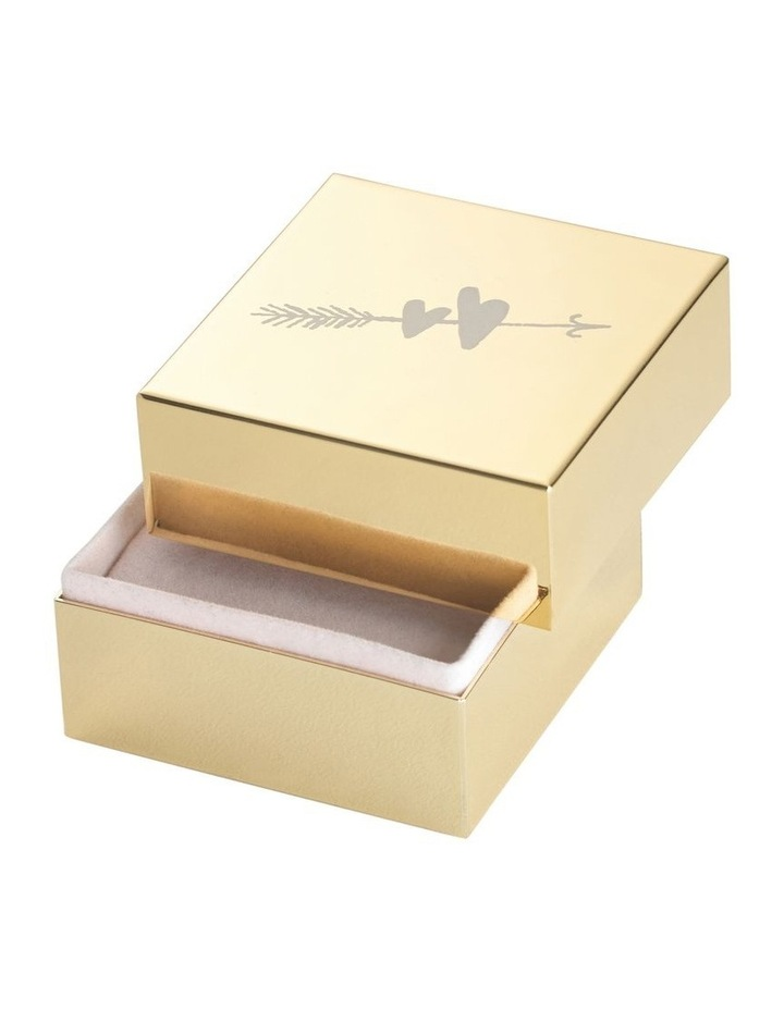 Two Hearts Ring Box image 1