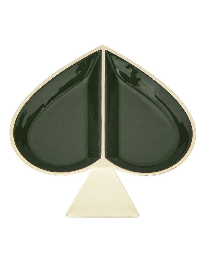 Spade Street Green Jewellery Dish image 1