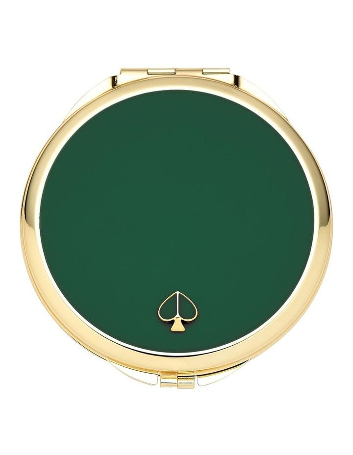 Spade Street Green Compact Mirror image 1