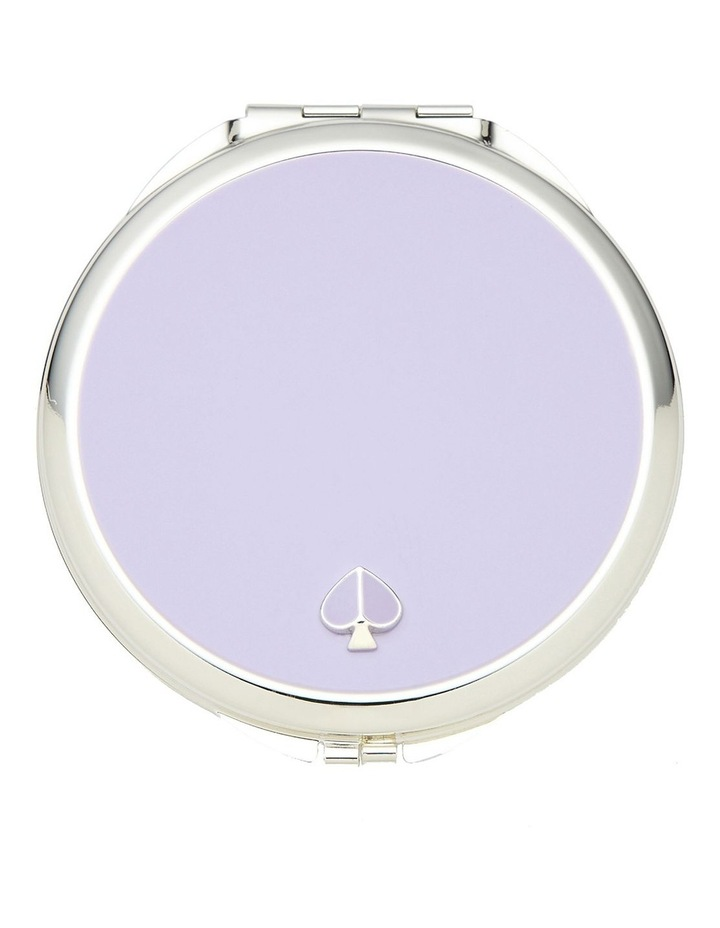 Spade Street Lilac Compact Mirror image 1
