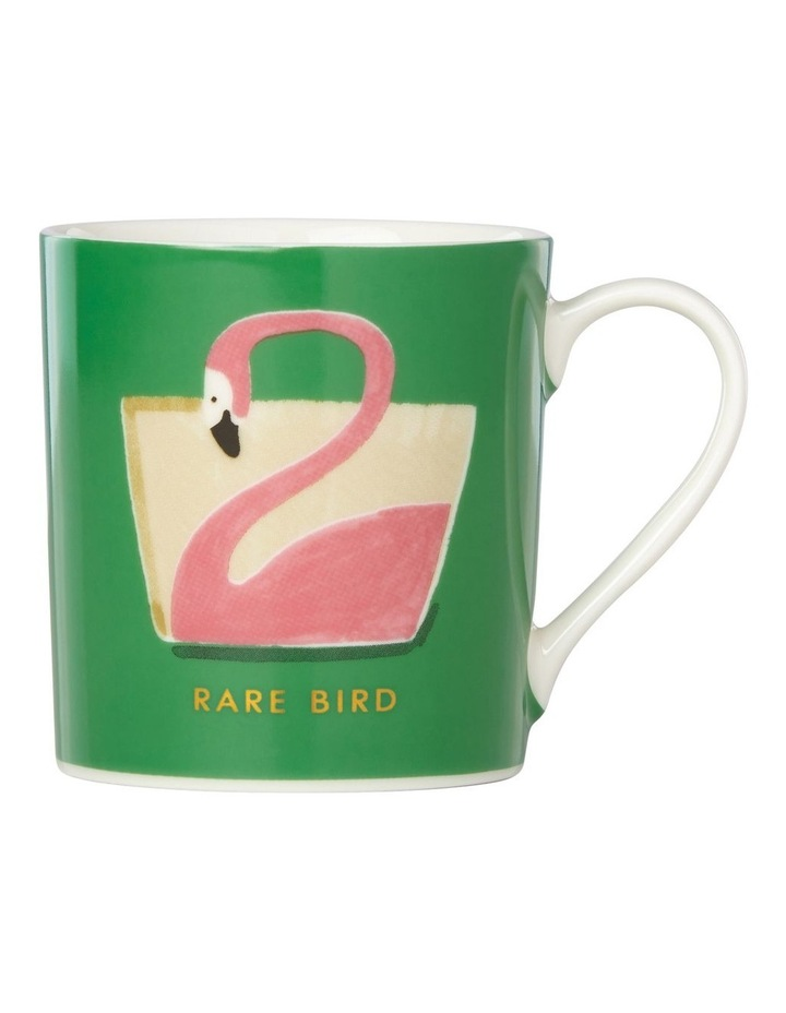 Things We Love Flamingo 'Rare Bird' Mug image 1