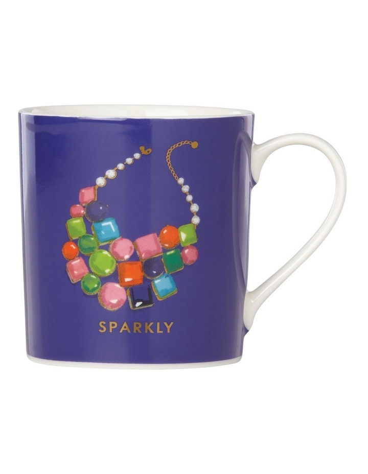 Things We Love Necklace 'Sparkly' Mug image 1