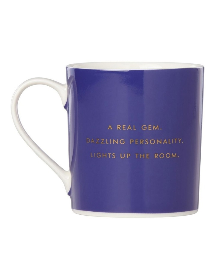 Things We Love Necklace 'Sparkly' Mug image 2