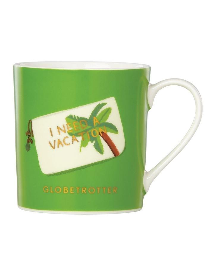 Things We Love Palm 'Globe Trotter' Mug image 1