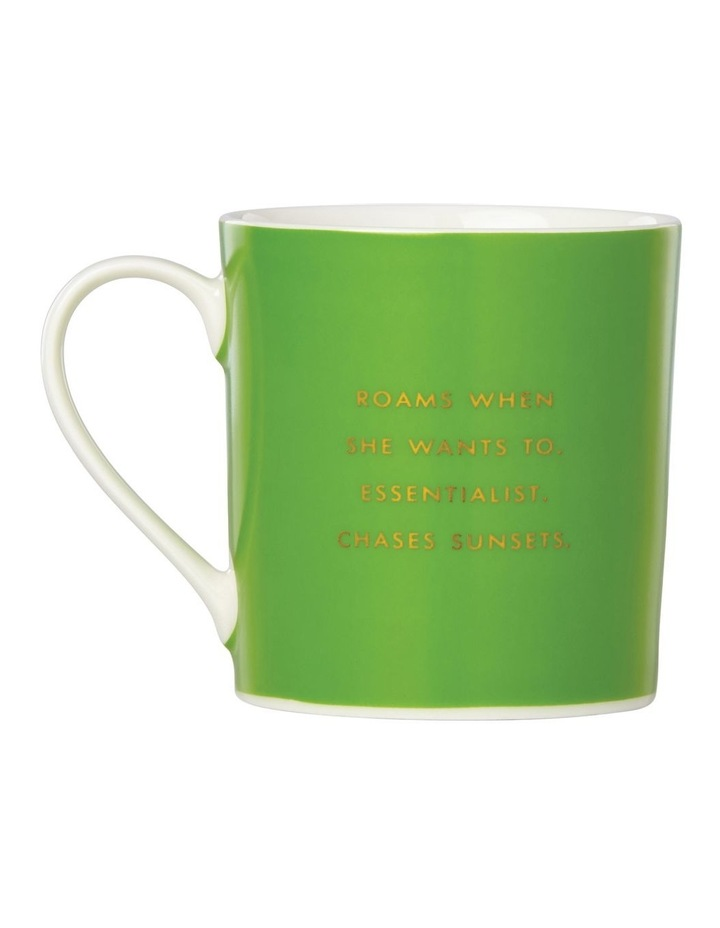 Things We Love Palm 'Globe Trotter' Mug image 2