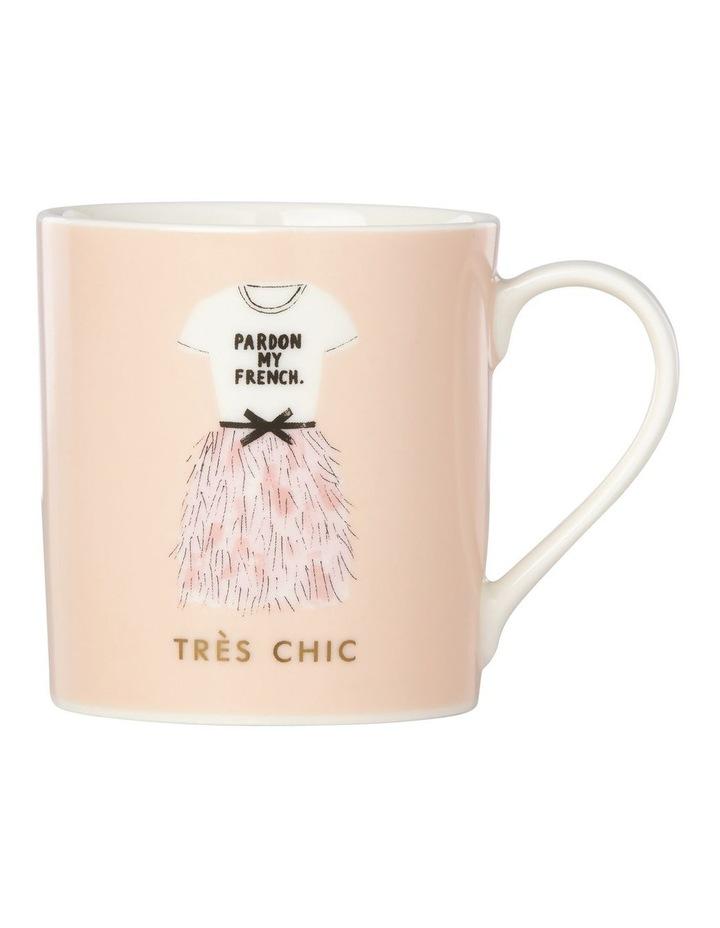 Things We Love Pardon My French Mug image 1