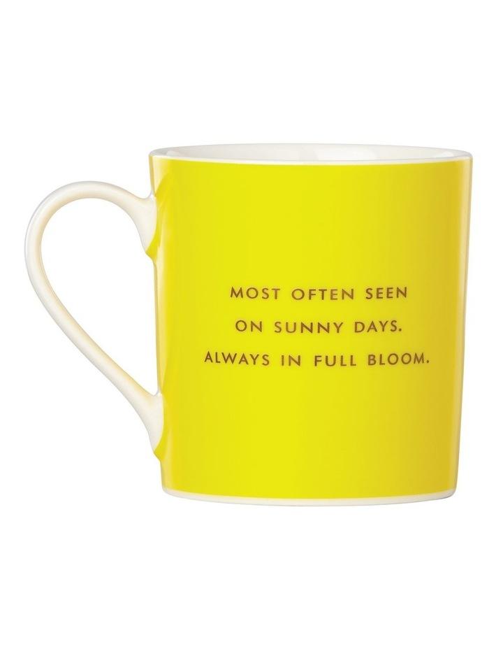 Things We Love Straw Bag 'Cheerful' Mug image 2