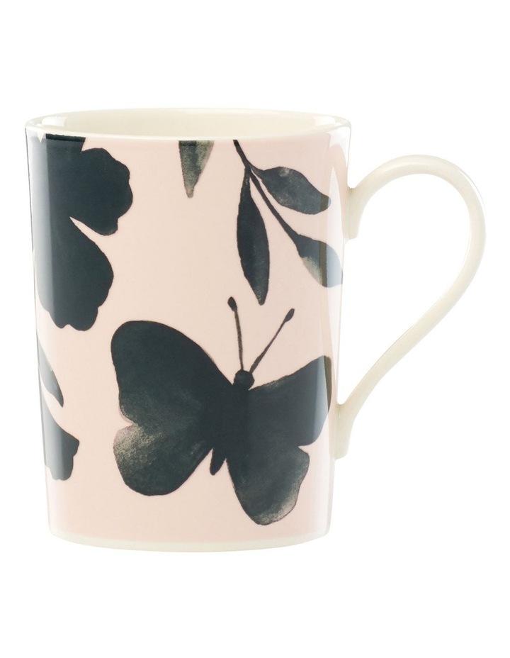 Petal Lane Green Flower Mug 355ml image 1