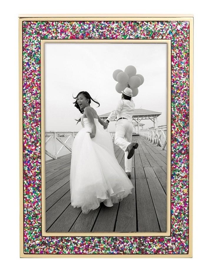 Kate Spade New York | Sparkling Frame 4x6 Multi | MYER