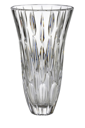 Marquis By Waterford Sparkle Vase 23cm Myer Online