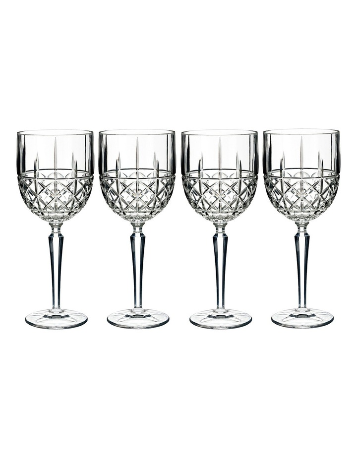 Brady Goblet Set of 4 image 1