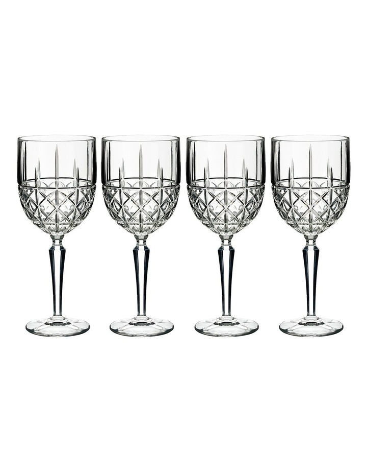 Brady Wine Set of 4 image 1