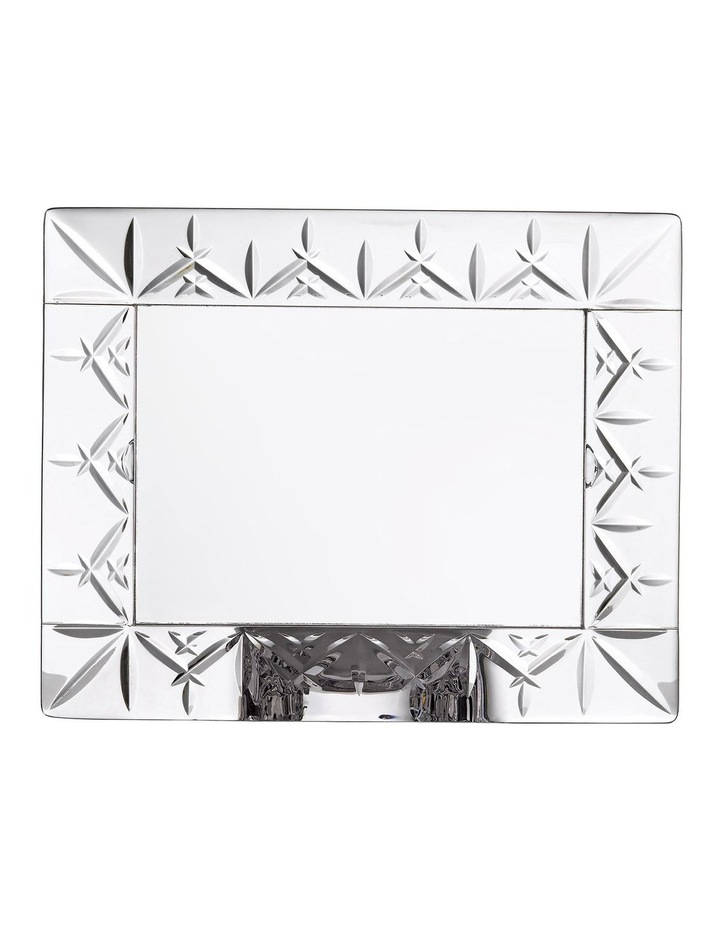 """Markham 5x7"""" Photo Frame in Mirrored SIlver image 1"""