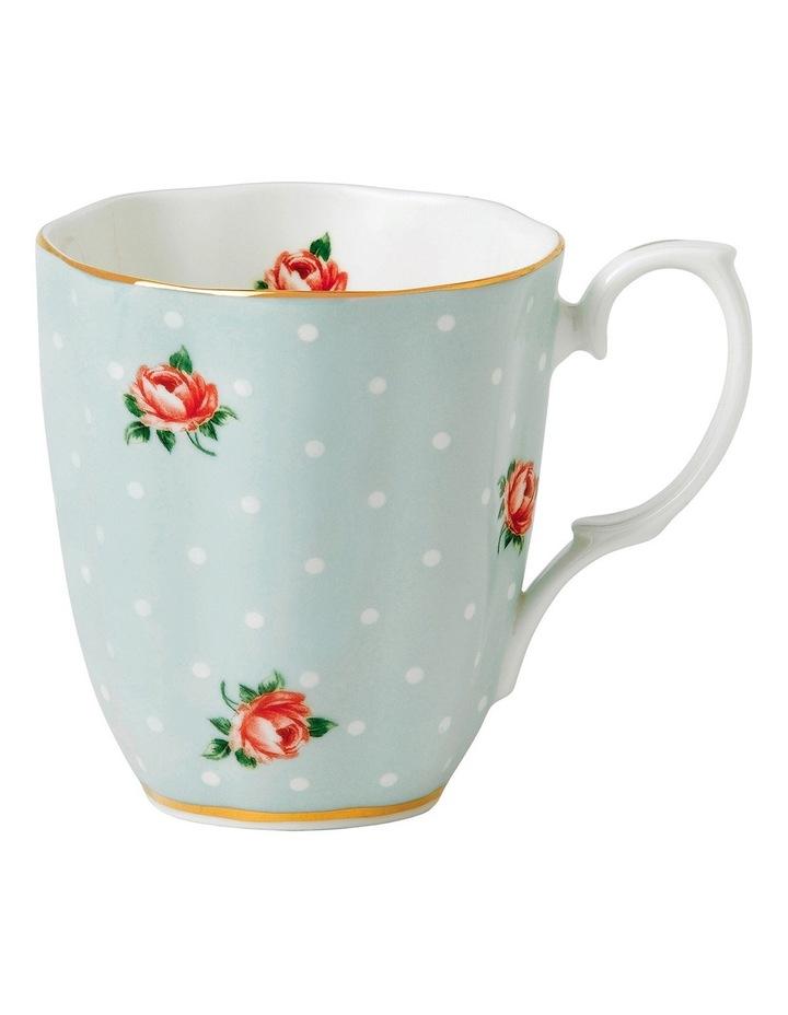 Polka Rose Vintage Mug 400ml image 1