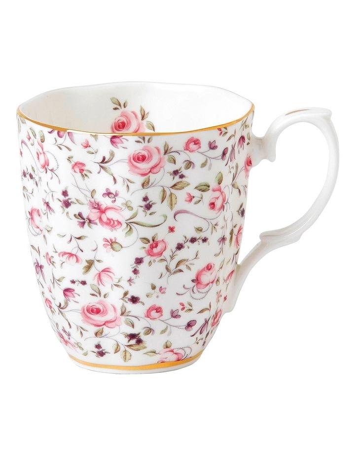 Rose Confetti Vintage Mug 400ml image 1