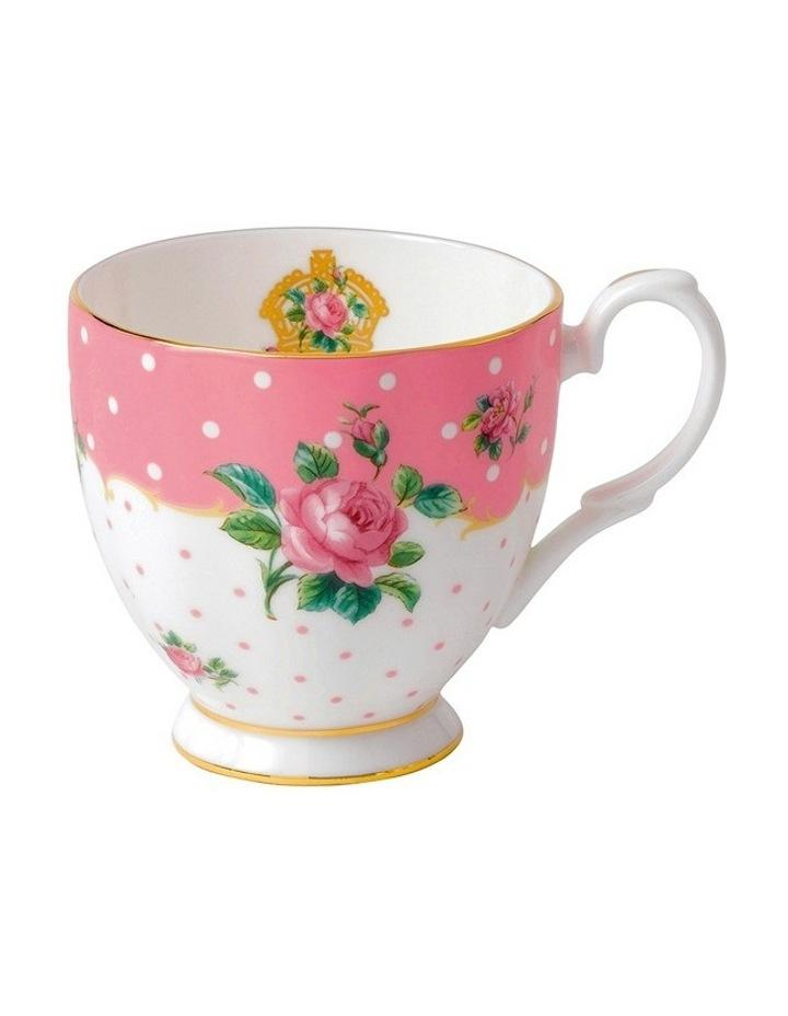 Cheeky Pink Vintage Mug 300ml image 1