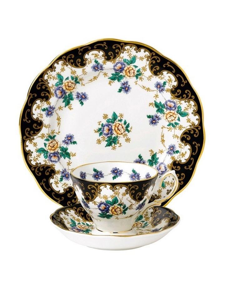 Duchess 1910 Teacup Saucer & Plate image 1