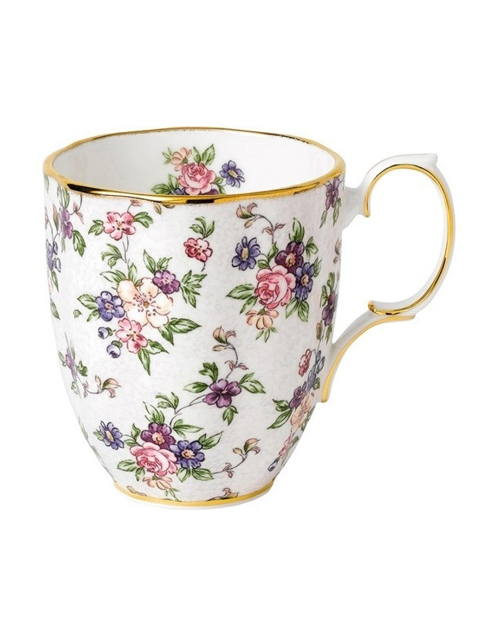 100 Years English Chintz 1940S Mug image 1
