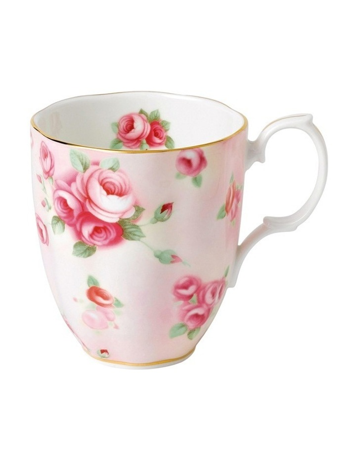 100 Years Rose Blush 1980S Mug image 1