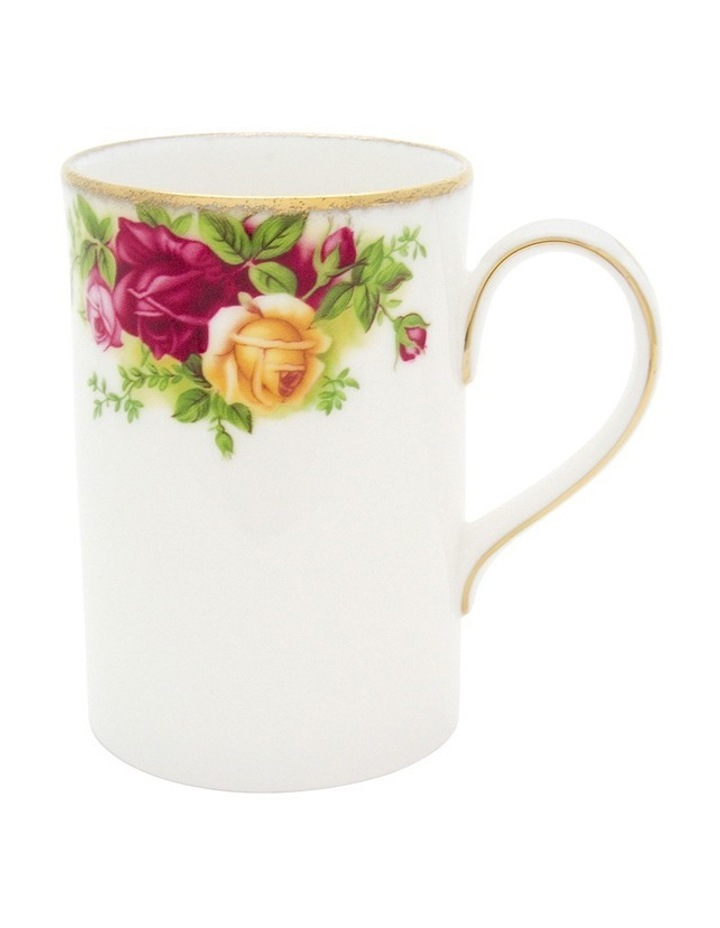 Old Country Roses Tall Bone Mug image 1