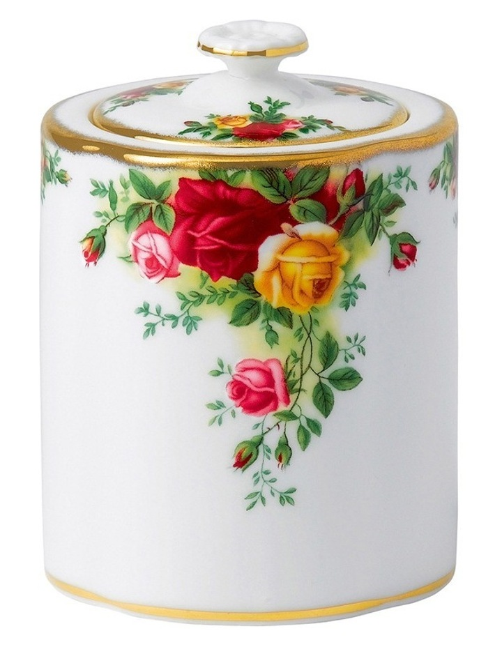 Old Country Roses Tea Caddy image 1