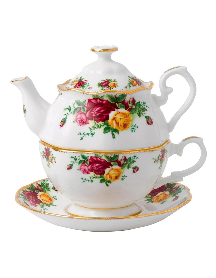 Old Country Roses Tea For One image 1