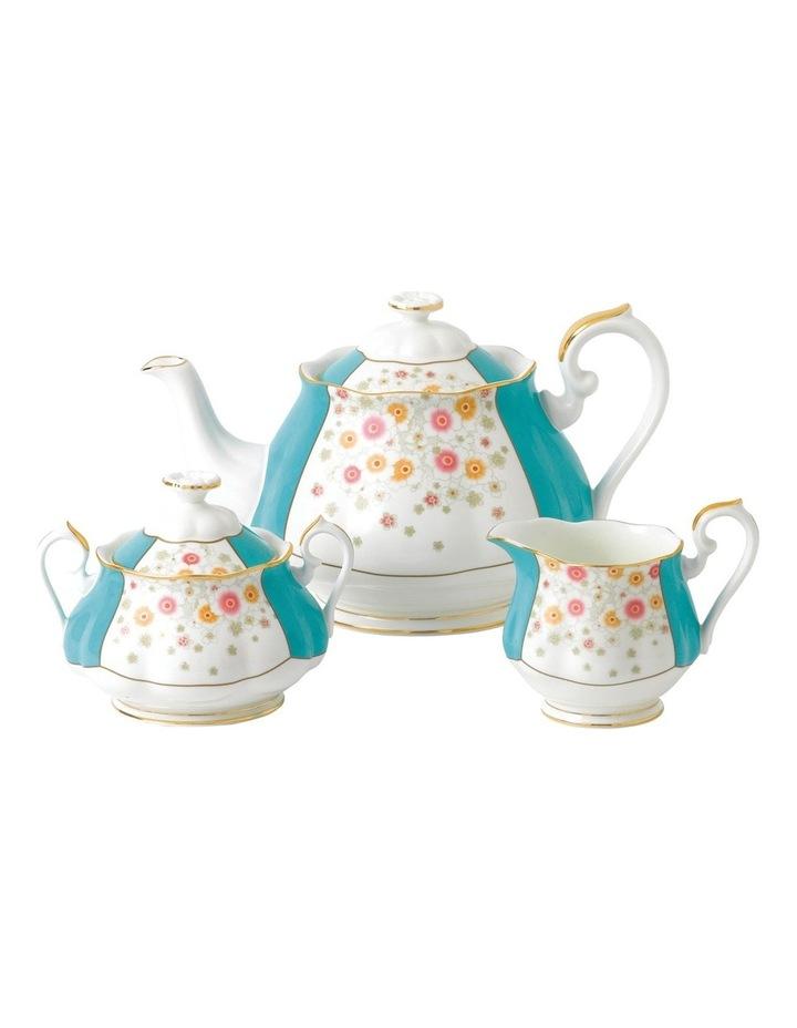 100 Years 1930 Teapot Cream & Sugar image 1