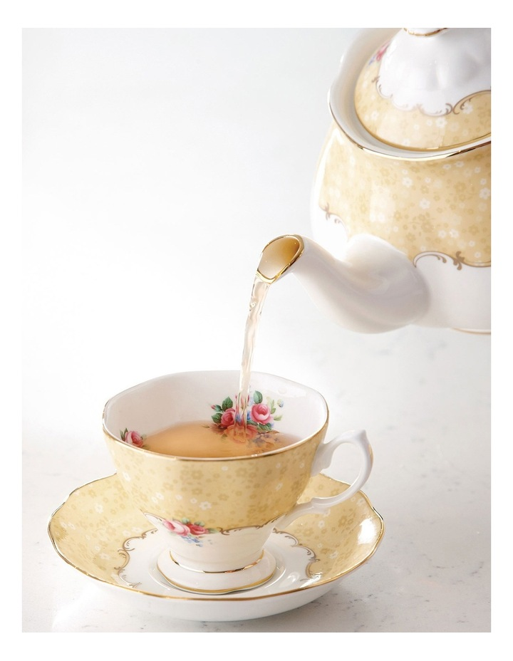 100 Years 1990 Teapot Cream & Sugar image 5