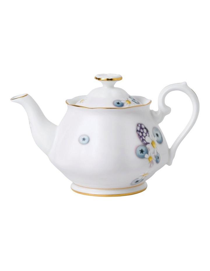 Alpha Foodie Pink Mini Teapot image 1