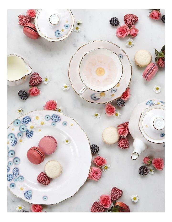 Alpha Foodie Pink Mini Teapot image 2