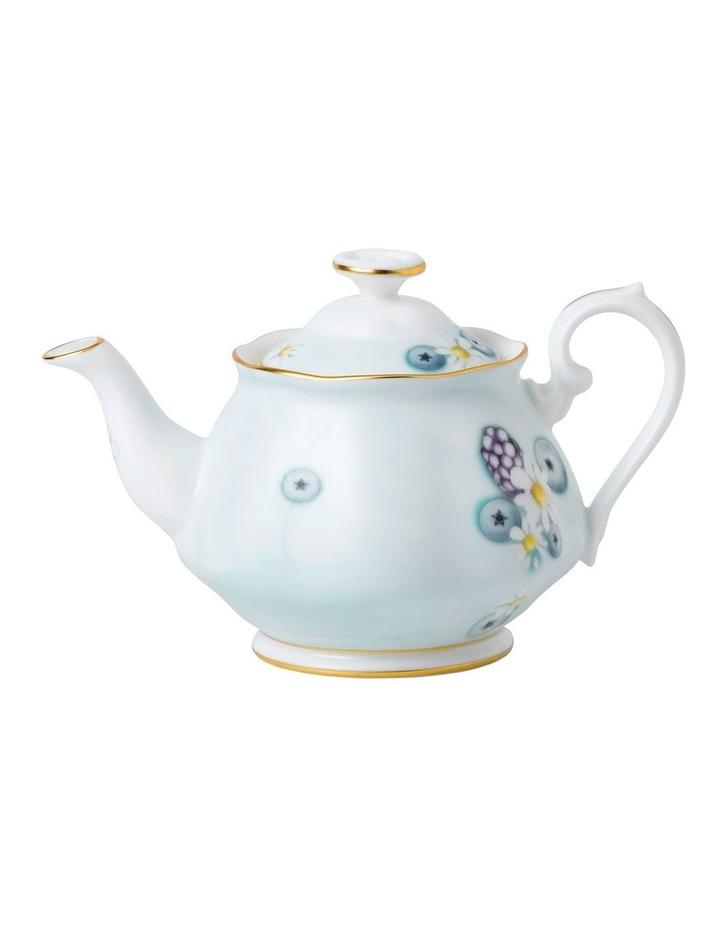 Alpha Foodie Blue Mini Teapot image 1