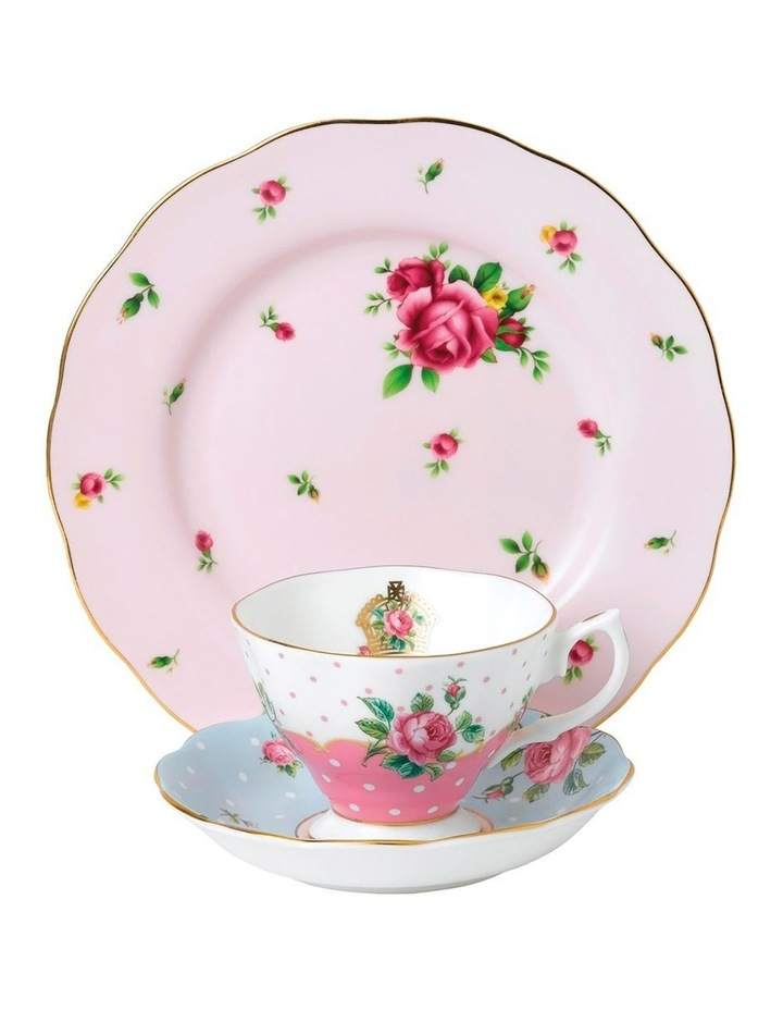 Modern Vintage New Country Rose Pink Set image 1