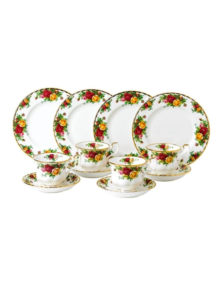 Old Country Roses 12 Piece Set image 1