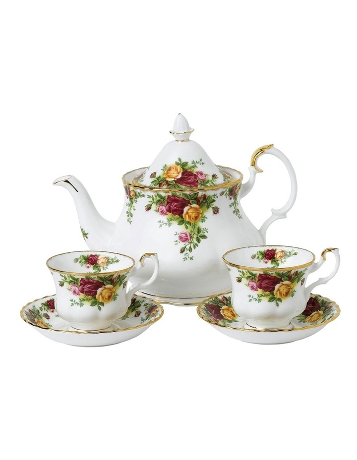 Old Country Roses Tea for Two image 1