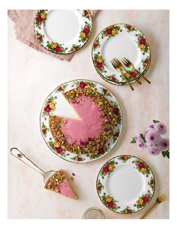 Old Country Rose 6pc Set in Multi image 2